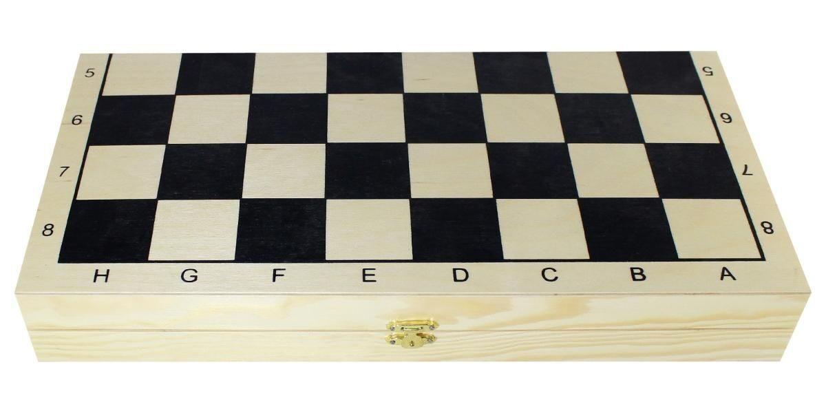 Как сделать шахматною доску