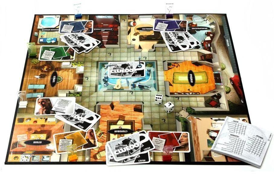 Картинки по запросу настольная игра cluedo