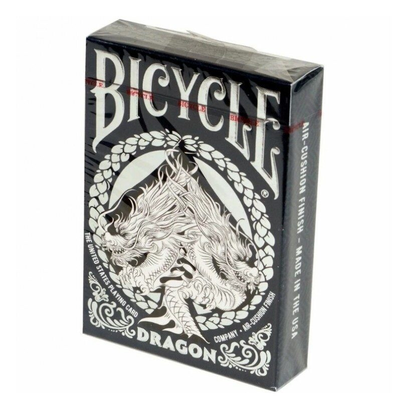 Карты Bicycle Dragon NEW