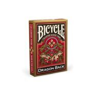 Карты Bicycle Gold Dragon Back игральные