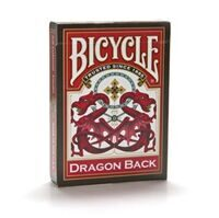 Карты Bicycle Dragon покерные