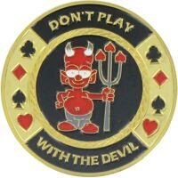 Хранитель карт DON'T PLAY WITH THE DEVIL